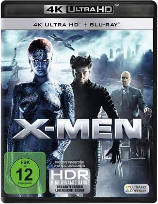 X-Men (2000) (4K Ultra HD + Blu-ray)