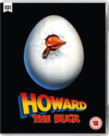 Howard The Duck (1986) (Limited Edition, Blu-ray + DVD)