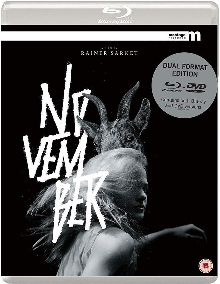 November (2017) (DualDisc, Blu-ray + DVD)