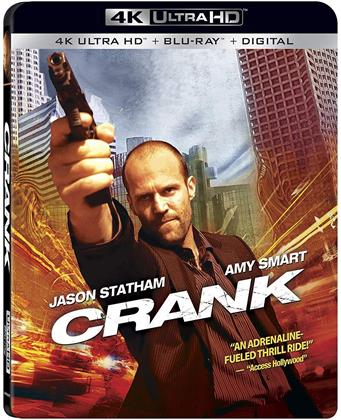 Crank (2006) (4K Ultra HD + Blu-ray)