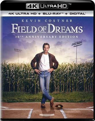 Field Of Dreams (1989) (30th Anniversary Edition, 4K Ultra HD + Blu-ray)