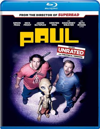 Paul (2010) (Cinema Version, Unrated)
