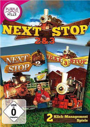 Next Stop 2+3