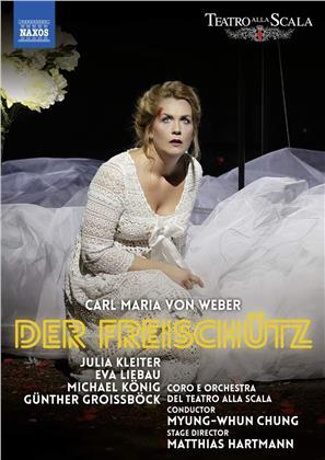 Coro e Orchestra del Teatro alla Scalla, Myung-Whun Chung, … - Von Weber - Der Freischutz (Naxos)
