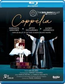 Bolshoi Ballet & Orchestra - Delibes - Coppelia (Bel Air Classique)