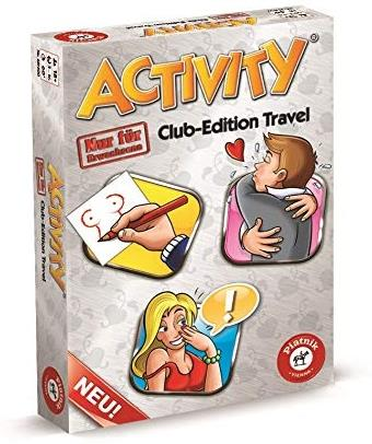Activity Club Edition Travel