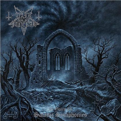 Dark Funeral - 25 Years Of Satanic (10 CDs)