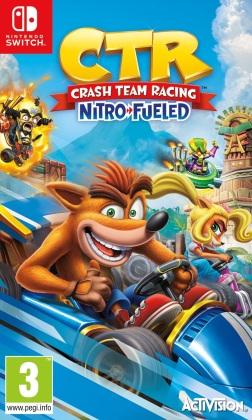 Crash Team Racing - Nitro-Fueled