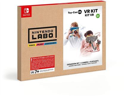 Nintendo Labo: Toy-Con 04 - Erweiterungspaket 1 (Kamera + Elefant)