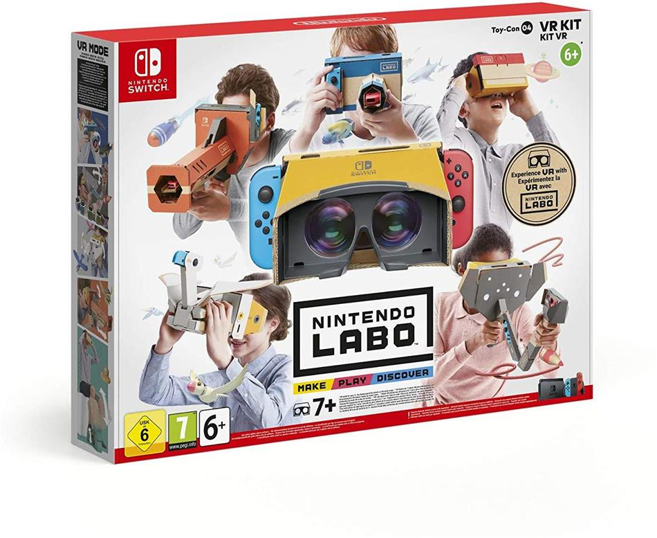 Nintendo Labo: Toy-Con 04 - VR-Set