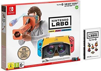 Nintendo Labo: Toy-Con 04 - VR-Set (Basispaket + Blaster)