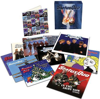 "Status Quo - Vinyl Singles Collection (10 7"" Singles)"