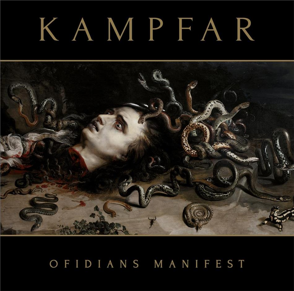 Kampfar - Ofidians Manifest (2 LPs)