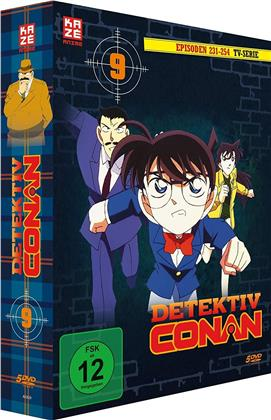 Detektiv Conan - Box 9 (5 DVDs)