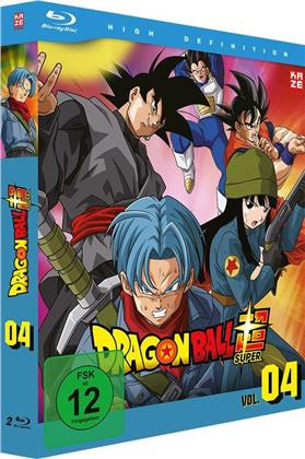 Dragon Ball Super - Vol. 4: Arc 4 - Trunks aus der Zukunft 1/2 (2 Blu-ray)