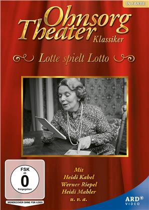 Ohnsorg Theater Klassiker - Lotte spielt Lotto