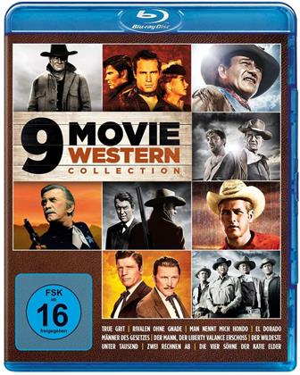 9 Movie Western Collection