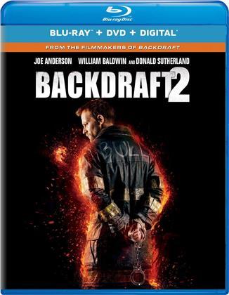 Backdraft 2 (2019) (Blu-ray + DVD)
