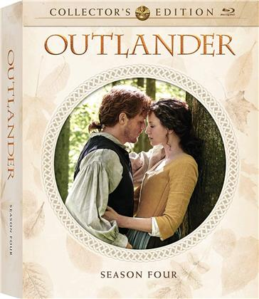 Outlander - Season 4 (Collector's Edition, Edizione Limitata, 5 Blu-ray + CD)
