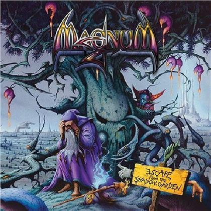 Magnum - Escape From The Shadow Garden (2019 Reissue, Purple Vinyl, 2 LPs + CD)