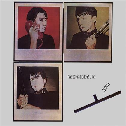 Yellow Magic Orchestra - Technodelic (2019 Reissue, Japan Edition, Limited Edition, Remastered, LP)