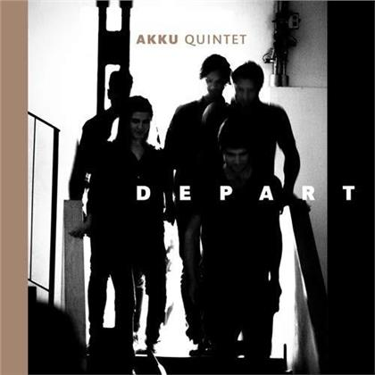 Akku Quintet - Depart
