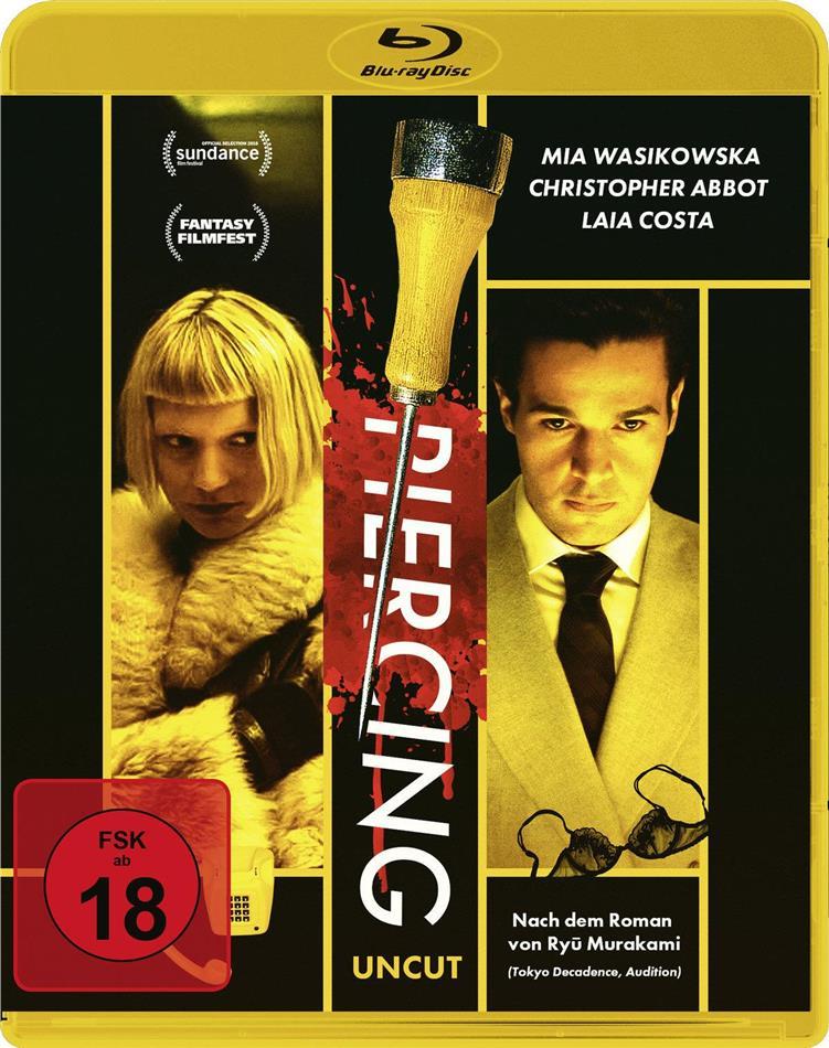 Piercing (2018) (Uncut)