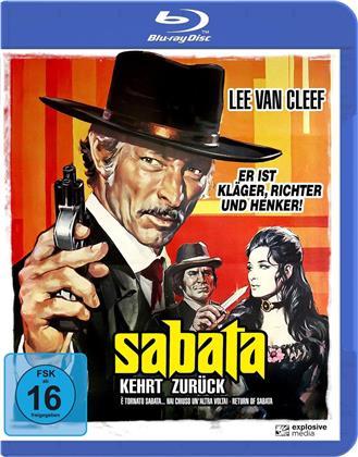 Sabata kehrt zurück (1971)