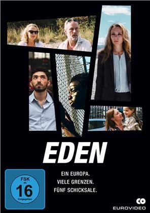 Eden - Ein Europa. Mehrere Grenzen. Fünf Schicksale (2018) (2 DVDs)