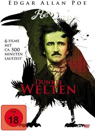 Edgar Allan Poe - Dunkle Welten (2 DVDs)