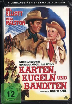 Karten, Kugeln und Banditen (1946)