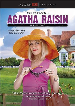 Agatha Raisin - Series 2 (3 DVDs)