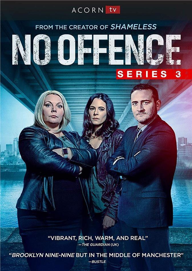 No Offense - Series 3 (2 DVDs)