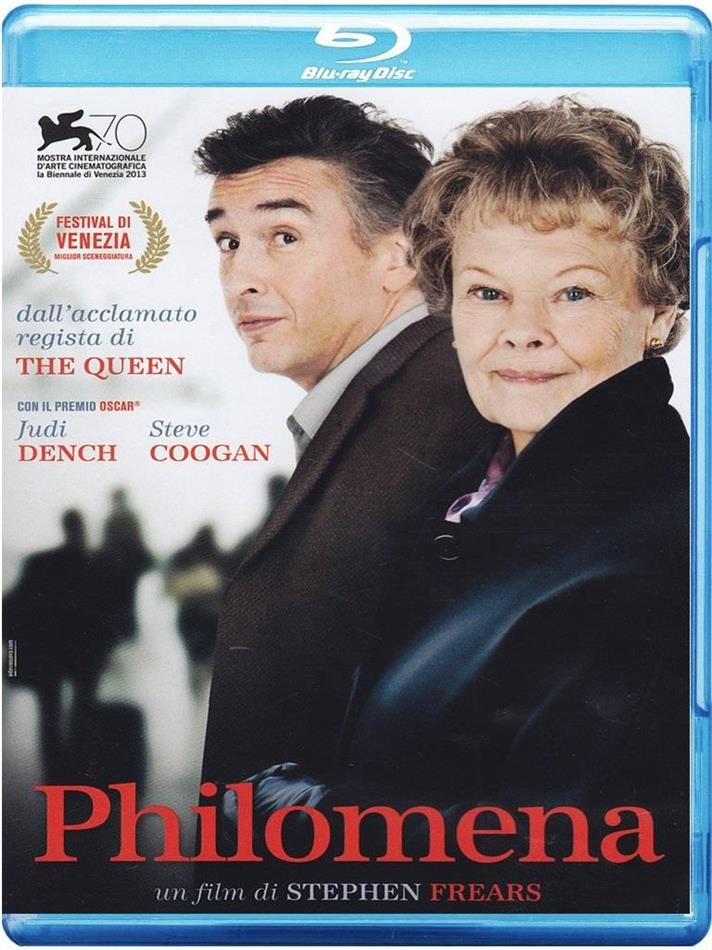 Dench J./Coogan S./Winningham M. - Philomena Di Stephen Frears Blu-Ray (2013) (2013)