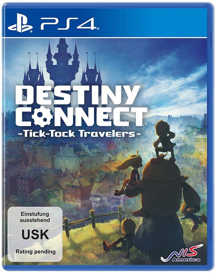 Destiny Connect - Tick-Tock Travelers