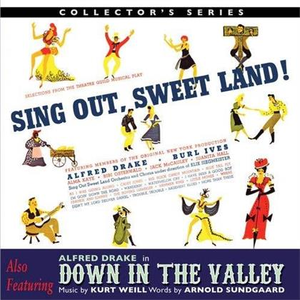 Kurt Weill (1900-1950) - Sing Out. Sweet Land! / Down In The Valley - Original Broadway Cast