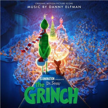 Danny Elfman - Dr. Seuss The Grinch - OST