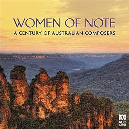 Sydney Alpha Ensemble - Women Of Note - A Century Of Australian Composers