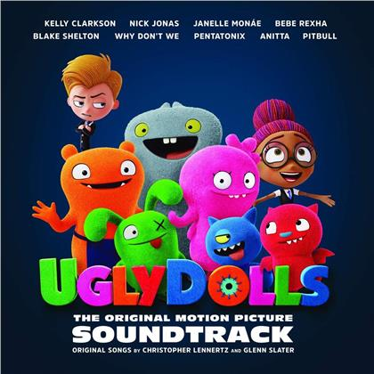 Ugly Dolls - Ost