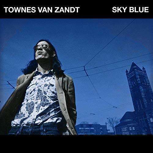 Townes Van Zandt - Sky Blue (Blue Vinyl, LP)
