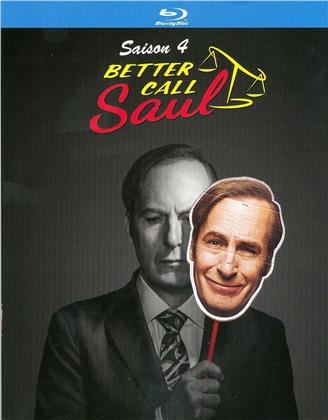 Better Call Saul - Saison 4 (3 Blu-ray)