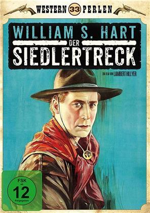 Der Siedlertreck (Western Perlen, s/w)
