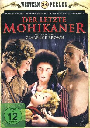 Der letzte Mohikaner (Western Perlen, s/w)