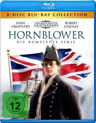 Hornblower - Die komplette Serie (Preisgekröntes Meisterwerk, 8 Blu-rays)