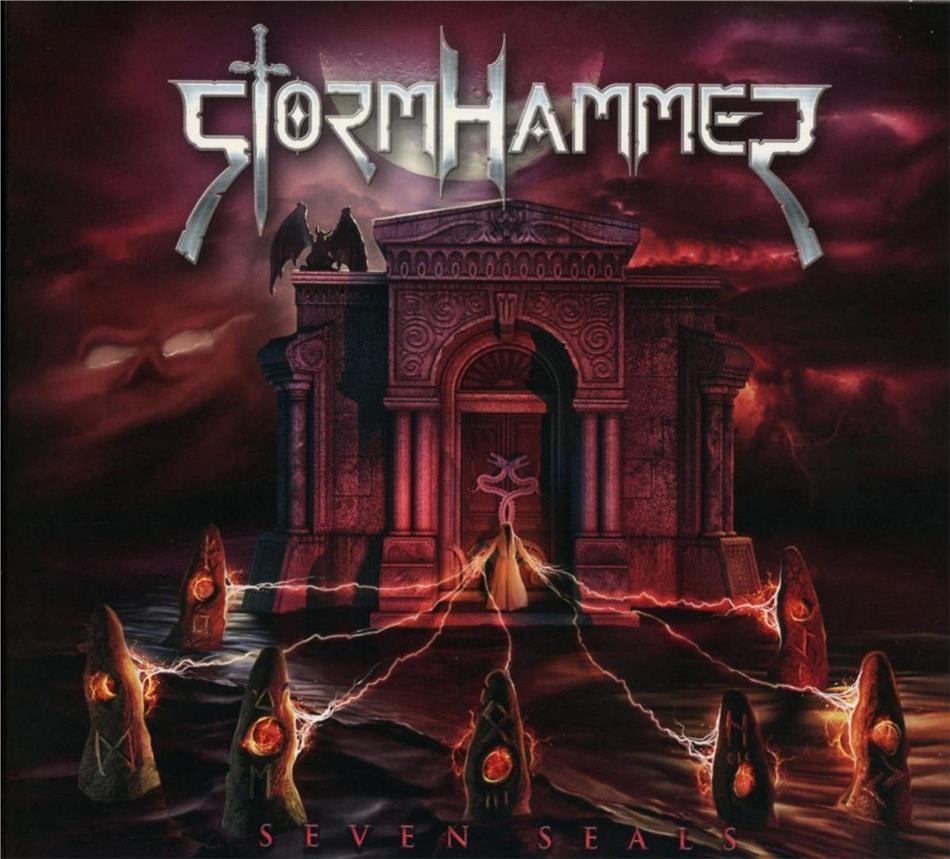 Stormhammer - Seven Seals (Digipack)