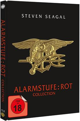 Alarmstufe: Rot 1+2 - Collection (Cover B, Black Edition, Limited Edition, Mediabook, Uncut, 2 Blu-rays)