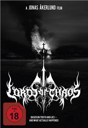 Lords of Chaos (2018) (Edizione Limitata, Mediabook, Blu-ray + DVD)