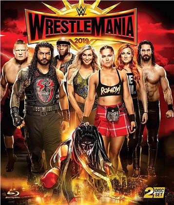 WWE: Wrestlemania 35 (2 Blu-ray)