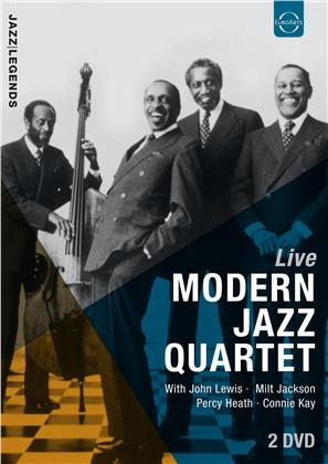 Modern Jazz Quartet - Modern Jazz Quartet (Euro Arts, 2 DVDs)