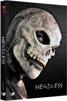 Headless (2015) (Cover C, Limited Collector's Edition, Mediabook, Uncut, Blu-ray + DVD)